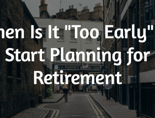 Start Planning for Retirement