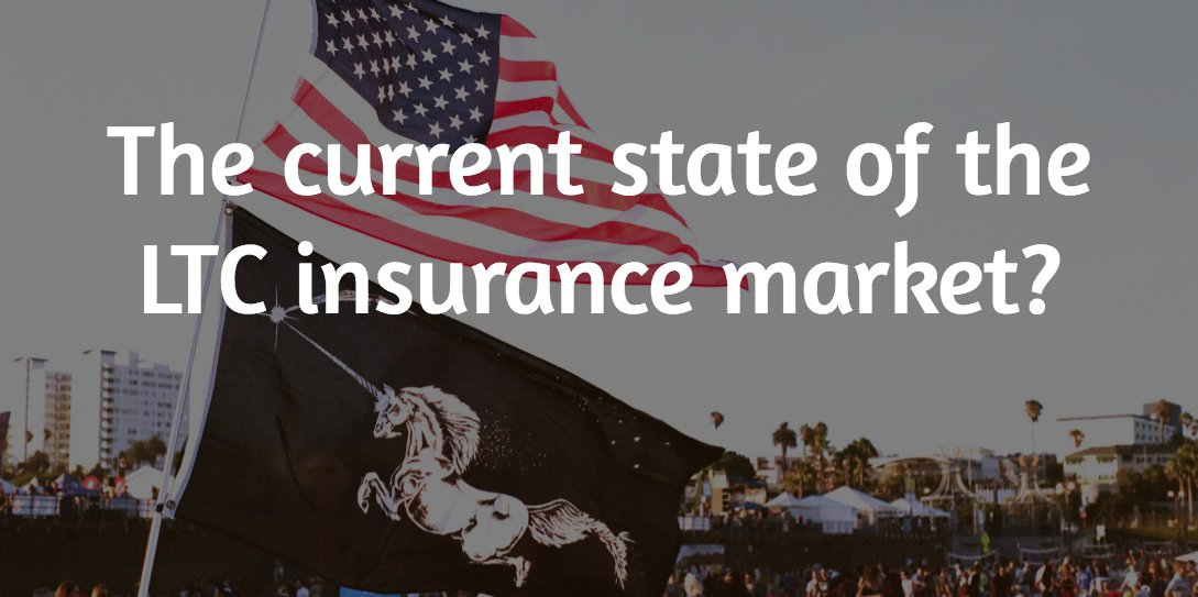 The current state of the LTC insurance market 2016