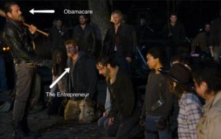 Obamacare vs The Entrepreneur